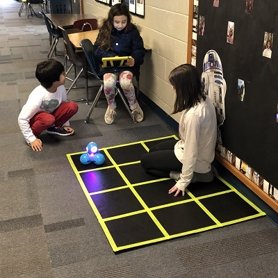 KES Third Graders Learn Coding