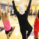 Family night focuses on fitness